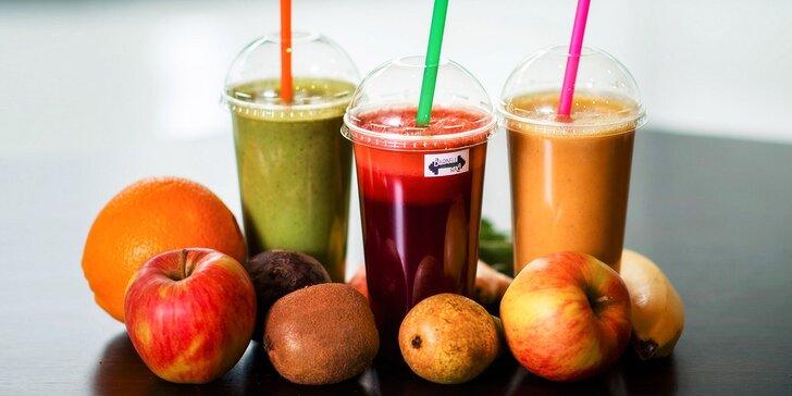Detox smoothie alebo detoxikačná kúra na celý deň