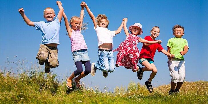 Pripravte svojim deťom úžasné leto s parádnymi tábormi!