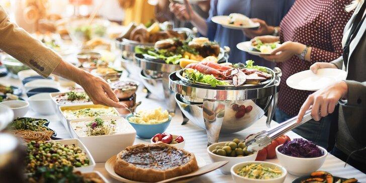 Nedeľný brunch - ALL YOU CAN EAT