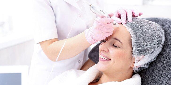 Bezbolestná mezoterapia tváre, obočia, vlasov