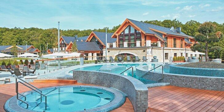 Exkluzívny wellness pobyt v zážitkovom Avalon Resorte