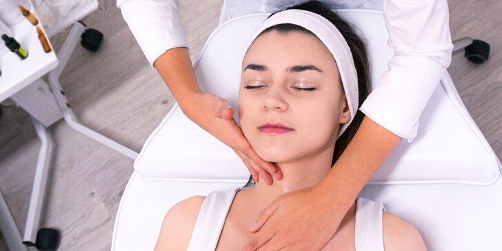 Jarná, relaxačná omladzujúca masáž s kyselinou hyalurónovou s možnosťou mezoterapie