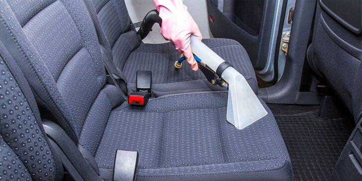 Mobilné čistenie parou - priamo k Vám!