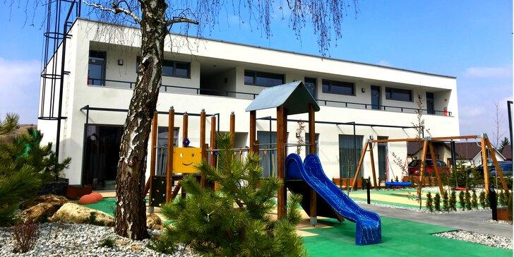 Pobyt s privátnym wellness v Jánskej doline v Nízkych Tatrách v novom penzióne a apartmánoch Moravica***