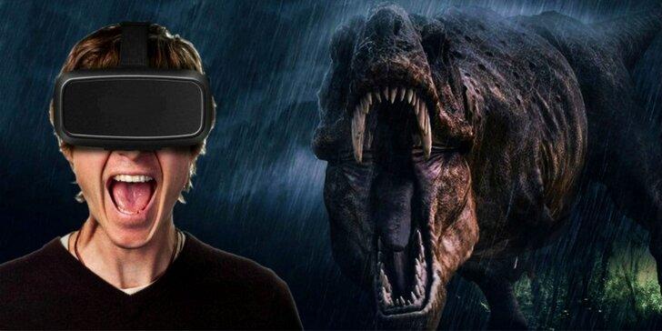 Ponorte sa do sveta virtuálnej reality v Nitre!