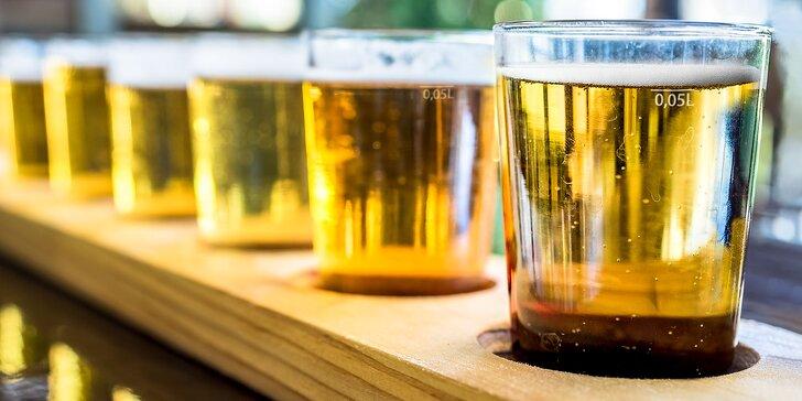 Pivové poldecáky: dáte 10 a stále stojíte!