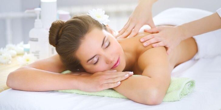 Uvoľnite sa s masážou podľa svojho výberu