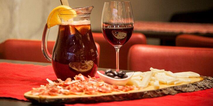 Gurmánsky svet Španielska! Kurz krájania Jamónu, ochutnávka syrov a víno