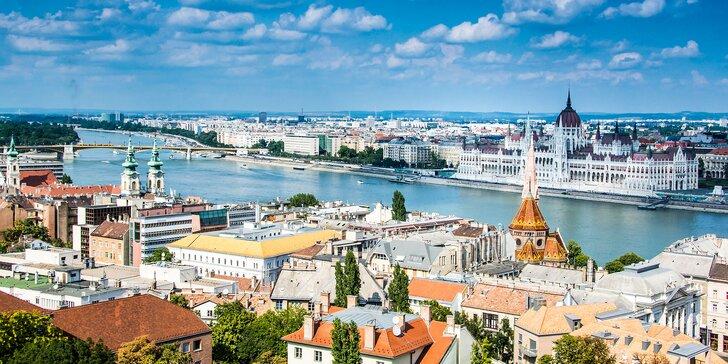 Wellness hotel v Budapešti s raňajkami a neobmedzenou relaxáciou