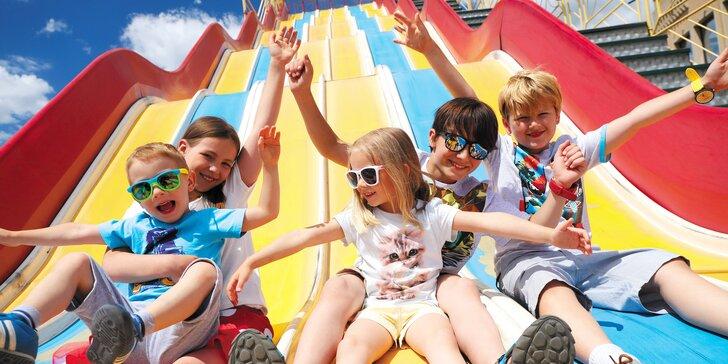2-denná vstupenka pre deti i dospelých do poľského zábavného Inwald parku