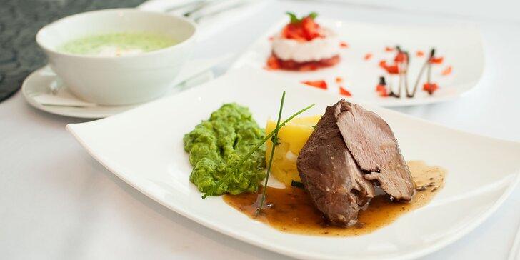 2-chodové jarné menu: ragú z diviaka alebo jahňacie stehno
