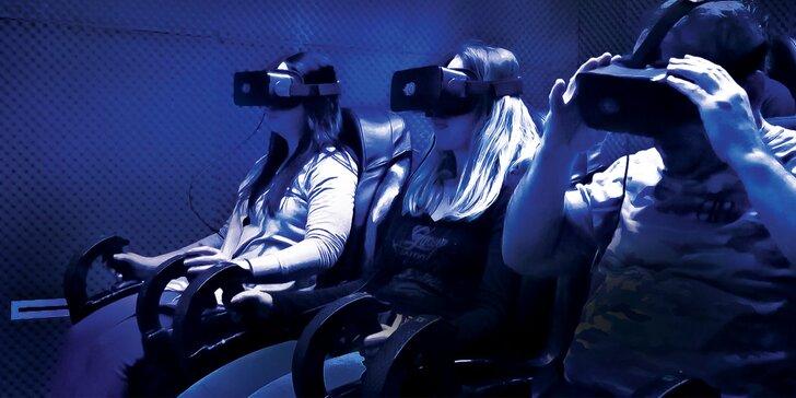 Perfektný zážitok s virtuálnou realitou v OC GALÉRIA KOŠICE
