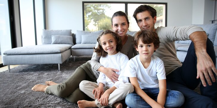 Dokonale čistá domácnosť bez vírusov, plesní či roztočov