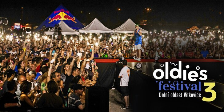 Oldies Festival: Najväčšia open air akcia v ČR s hitmi 90. rokov