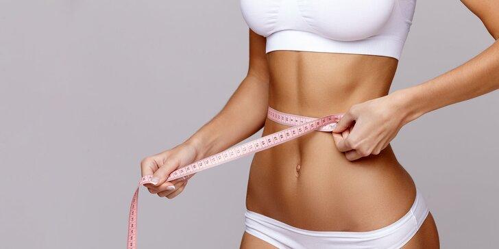 Diagnostické meranie tela aj s proteínovou stravou na 7 alebo 14 dní