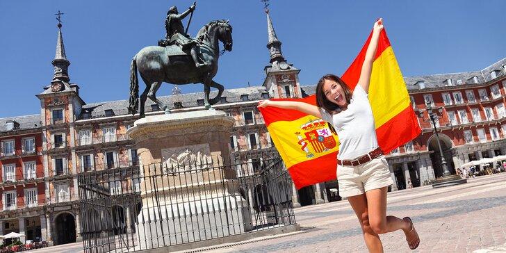 Týždenný intenzívny kurz španielčiny v srdci Španielska