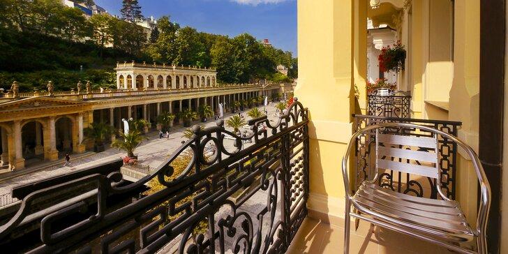 Relaxačný pobyt priamo v centre Karlových Varov!