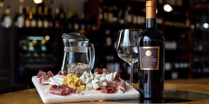 Profesionálna degustácia vín so someliérom WINE EXPERT