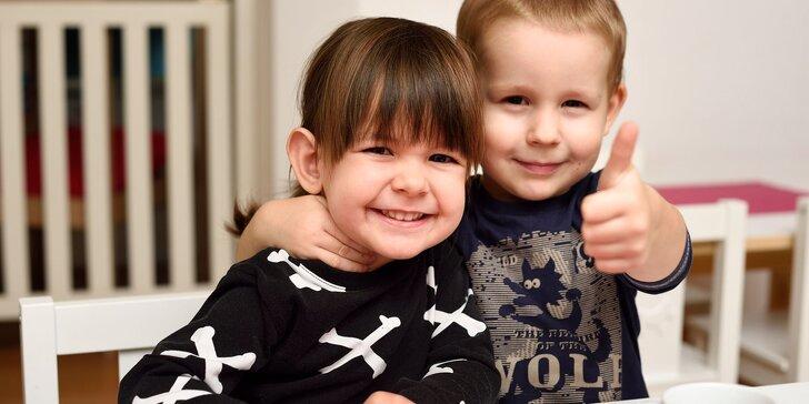 Poldenná, celodenná alebo mesačná starostlivosť o dieťa