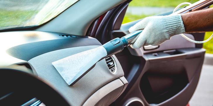 Tepovanie vozidla s dezinfekciou interiéru a klimatizácie ozónom