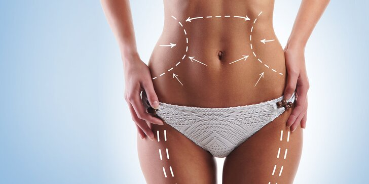 Slim Wave zoštíhľujúca proticelulitídna masáž