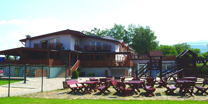 Načerpajte energiu na skvelom pobyte v rekreačnom stredisku Hutira Relax Club