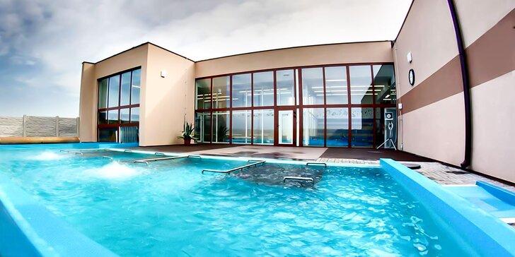 Saunový a bazénový svet vo Wellness Novolandia