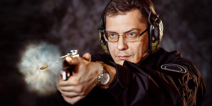 Kurz používania zbrane alebo kurz na získanie zbrojného preukazu