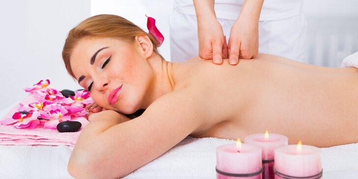 Klasická masáž, shiatsu terapia či komplexná terapia chrbta