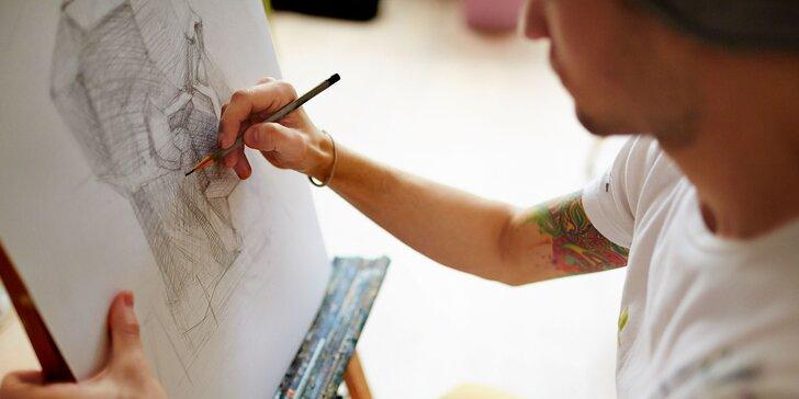 Prípravné kurzy kresby - zdokonaľte svoju techniku!