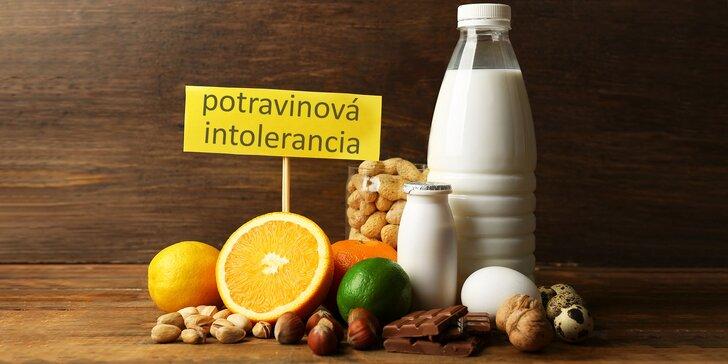Testovanie potravinovej intolerancie, prítomnosť toxínov v organizme a podpora imunity