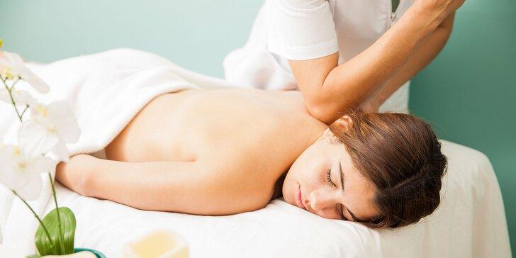 Havajská, antistresová alebo klasická masáž