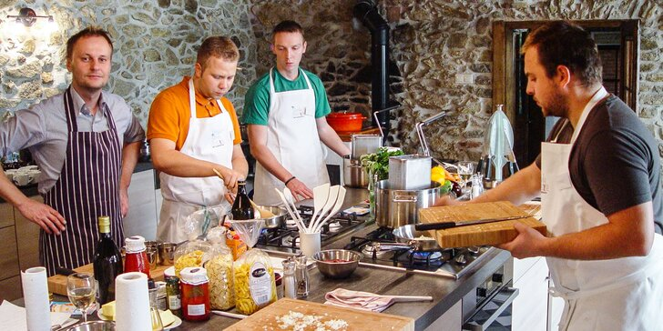 Škola varenia s TOP celebritnými šéfkuchármi!