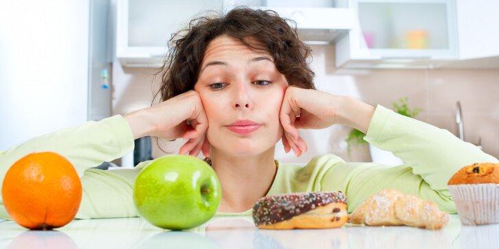 Analýza tela InBody 230, jedálny plán a proteínová diéta