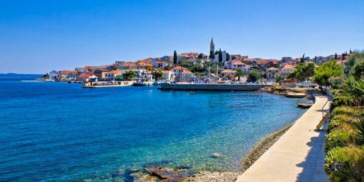 Dovolenka na ostrove v Chorvátsku + 2 deti do 12 r. zdarma! Komunikácia aj v SK