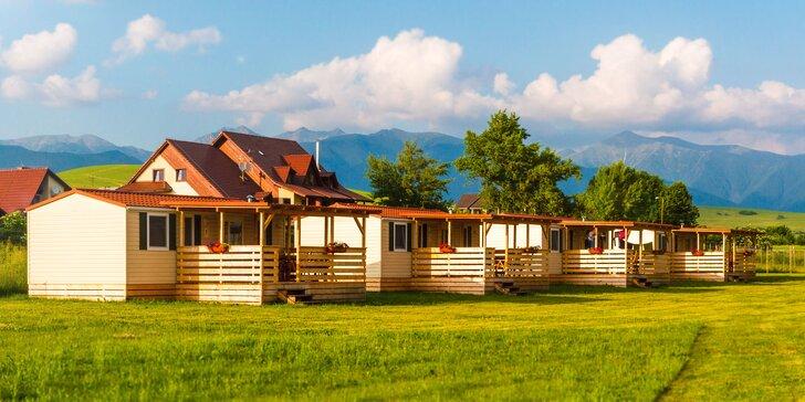 Mara camping na Liptovskej Mare!
