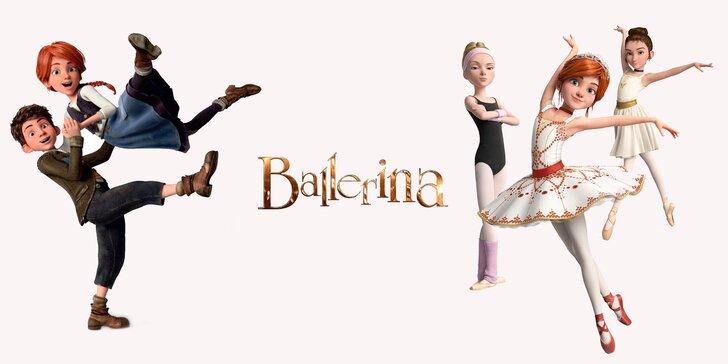 Vstupenka na filmové predstavenie BALERÍNA