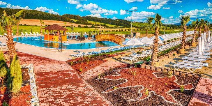 Exotická dovolenka v Miraj Resort**** s novým morským wellness