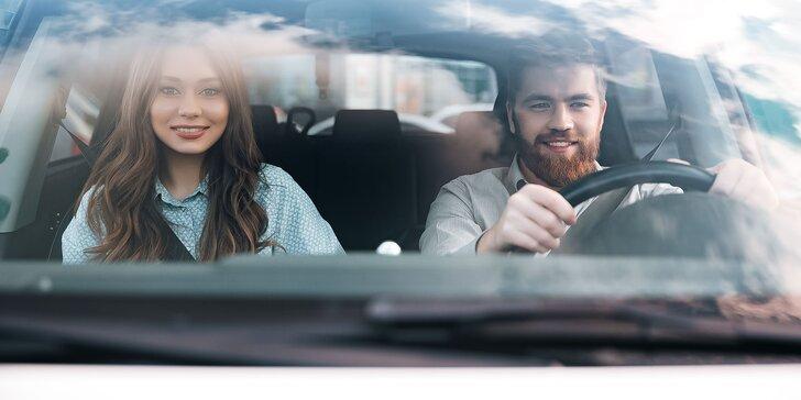 Požičajte si nové auto s EDENcars - na výlet i služobku!