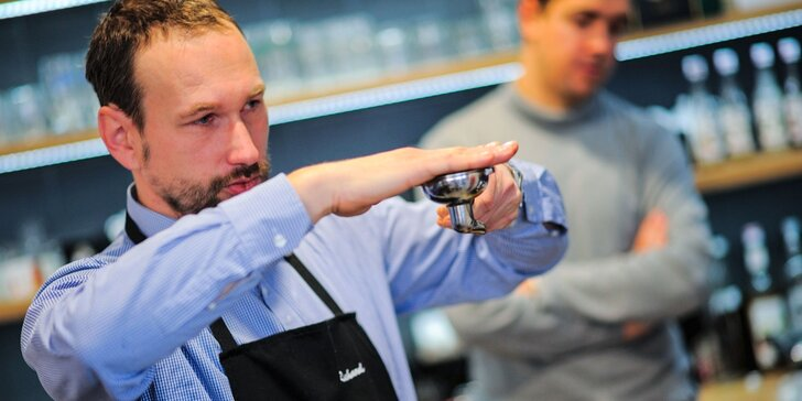 Baristický kurz domácej prípravy espressa pre všetkých milovníkov kávy