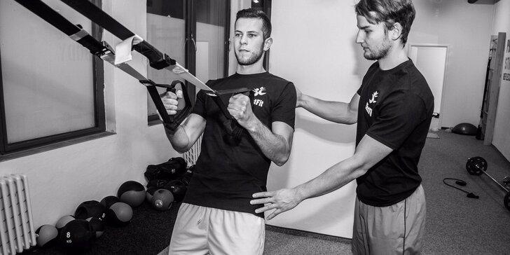 8 tréningov s trénerom v novej prevádzke EfectFit