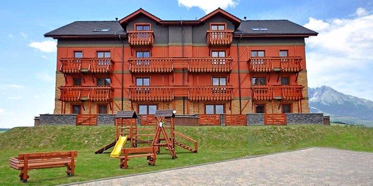 Naplánujte si jarnú rodinnú dovolenku v Tatragolf**** Mountain Resort