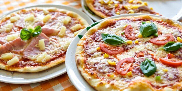 Rýchle občerstvenie v centre mesta! Dajte si pizzu!