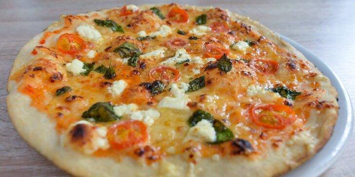 Pizza na donášku v Michalovciach