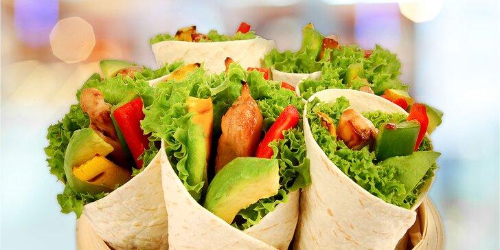 Krémové lievance alebo kuracia či bravčová tortilla