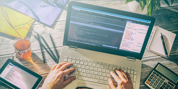Vytvorenie webovej stránky, loga, eshopu i balík pre začínajúcich podnikateľov