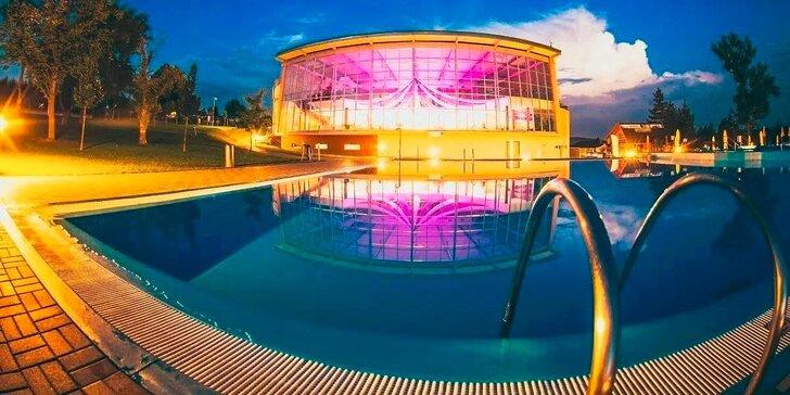 Pobyt s neobmedzeným wellness a termálnym kúpaliskom v hoteli Aquatermal***