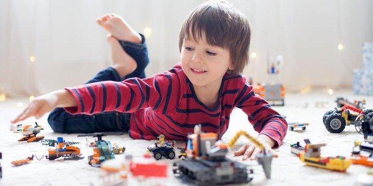 Denný letný tábor Petržalské leto s kockami LEGO®