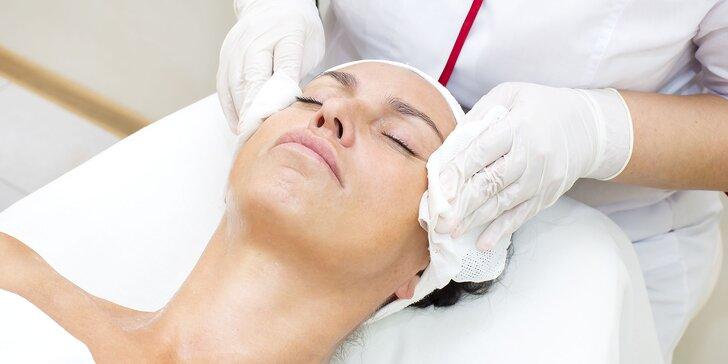 Hĺbkové čistenie s oxypeelingom alebo ošetrenie pleti na leto