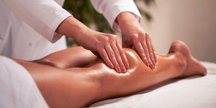 Zoštíhľujúca masáž alebo odbúravanie stresu metódou ONE BRAIN